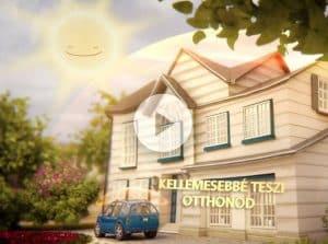 LLumar ablakfólia animációs videó